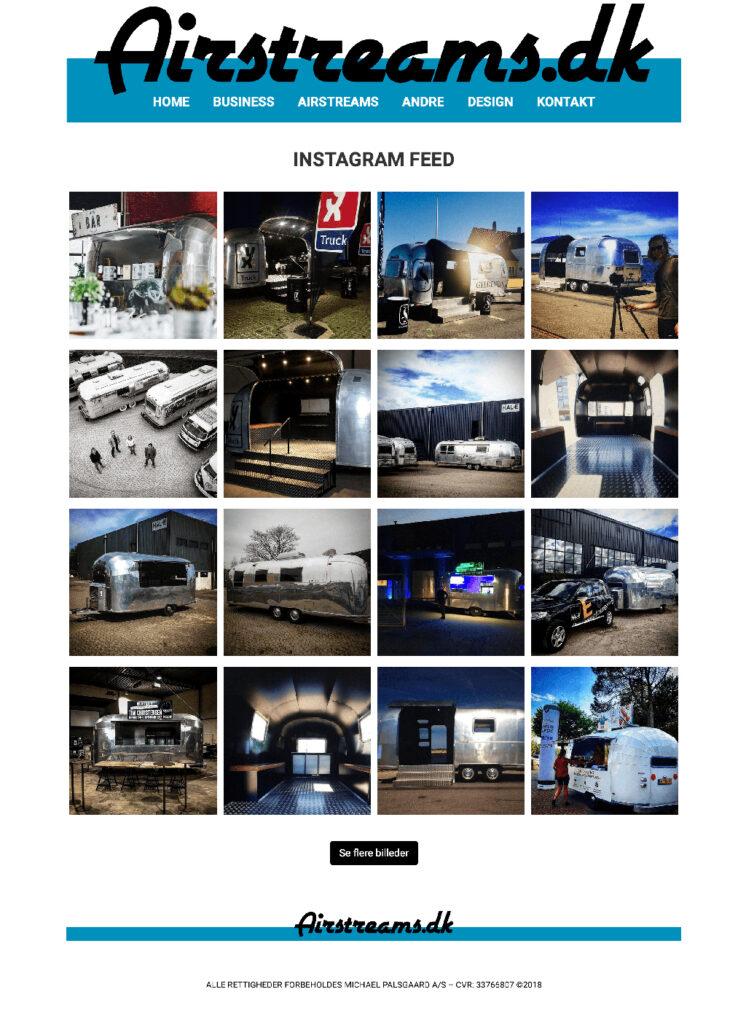 Aistreams rental - Michael Palsgaard