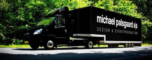 event truck Michael palsgaard